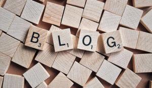 blog on your website