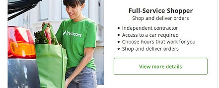 How Much Do Instacart Shoppers Make? | Online Income Deal