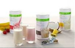 Herbalife Protein Shakes in different flavours